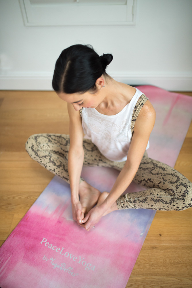 A chat at home with Triona from Yogabellies Richmond